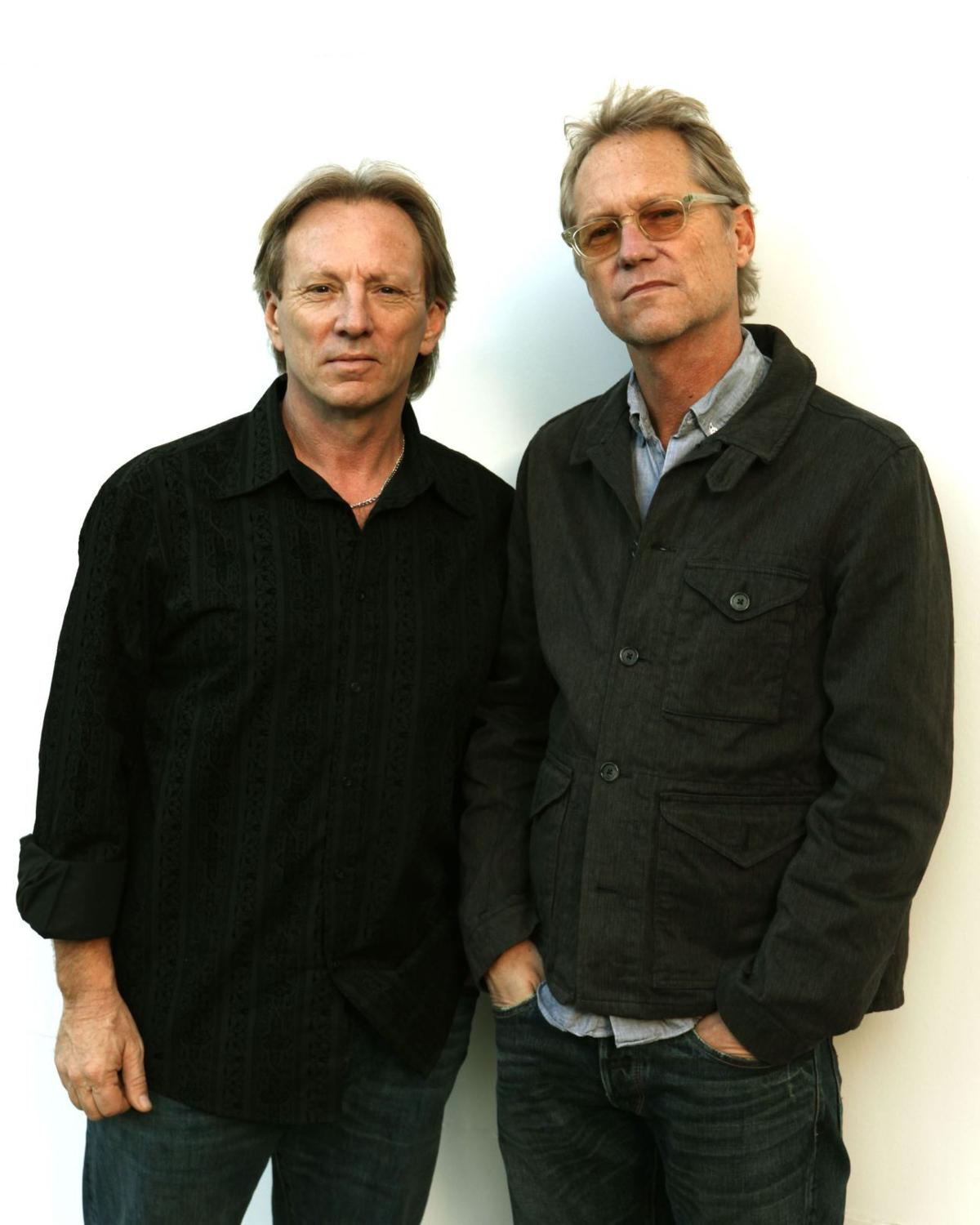 America's Dewey Bunnell and Gerry Beckley
