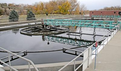 Billings waste water treatment aeration
