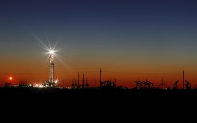 Virus Outbreak Texas Oil