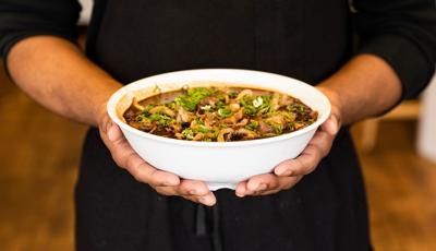 4 vegan recipes with a myriad of mushrooms