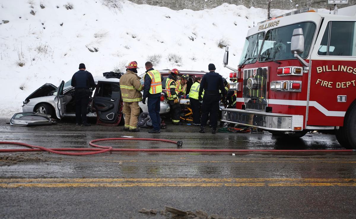 Serious Injury Crash on North 27th Street