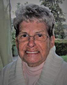 Mary Frances Slaght Carpenter