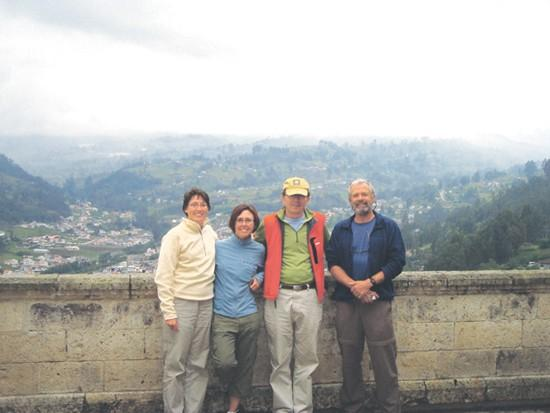 Bozeman group visits one of the world's top eco-tourism sites