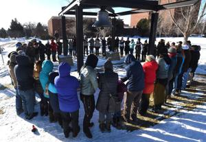 Montana State University Billings students celebrate MLK day as 'a holiday on, not a day off'