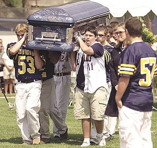1,400 attend funeral for Miles City baseball player Brandon Patch