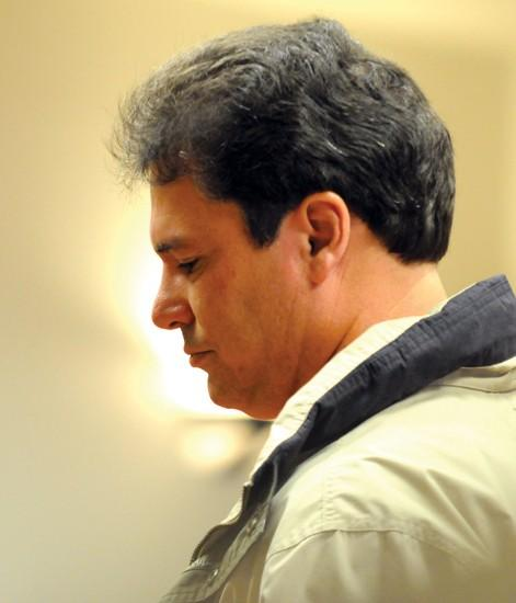 Ex-teacher arraigned on charges of rape