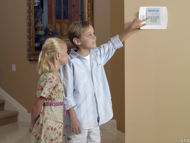 New Home Security Trends