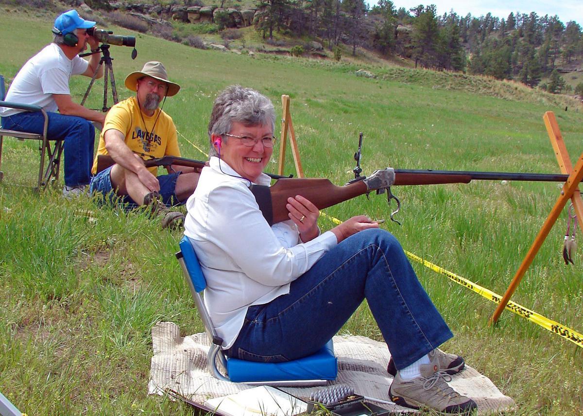Buffalo rifle match
