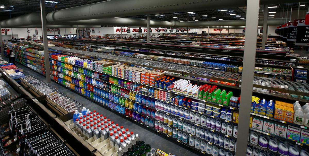 WinCo Foods Prepares For Grand Opening Sunday