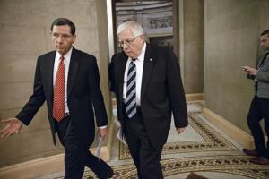 Enzi, Barrasso praise Senate health bill, but Casper hospital CEO says measure is 'going to hurt everybody'