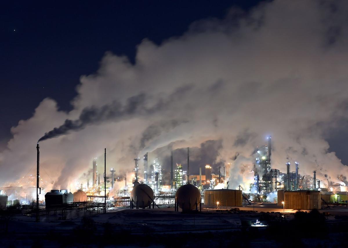 ExxonMobil Billings Refinery