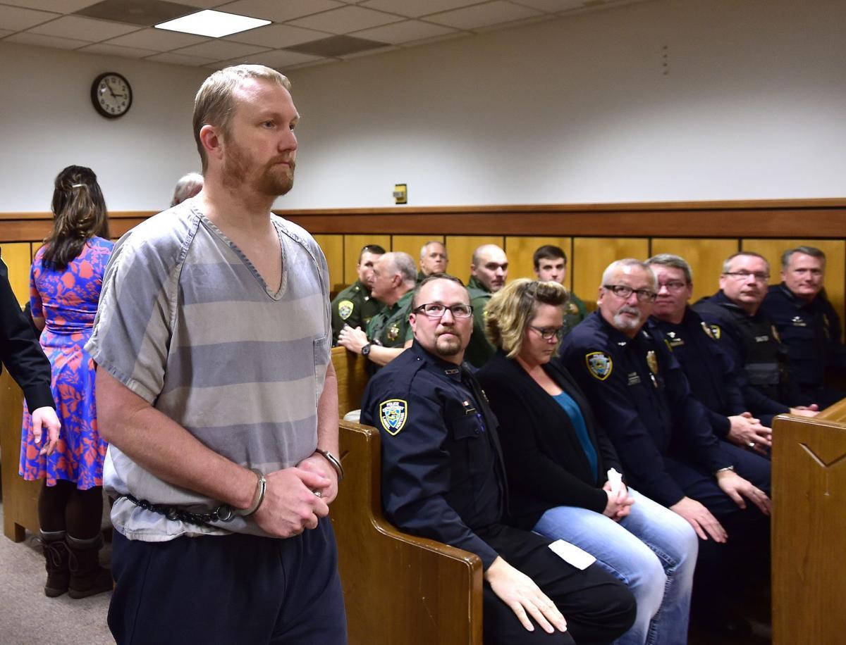 Williams sentencing