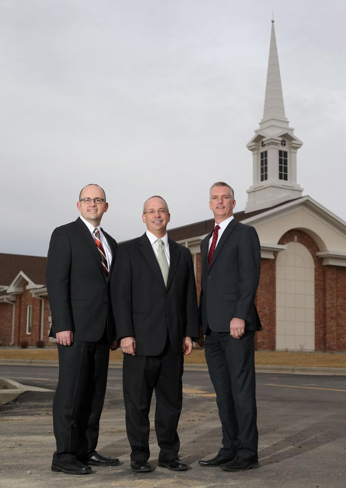 Billings-area stake presidents