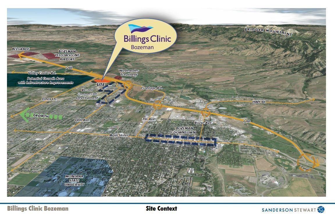 Billings Clinic to bui...