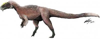 SCI Fuzzy Dinosaur