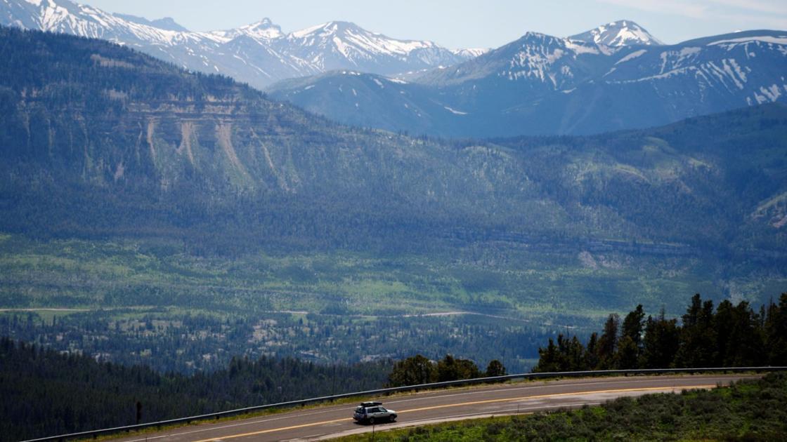 Snowfall Closes Beartooth Pass Montana News