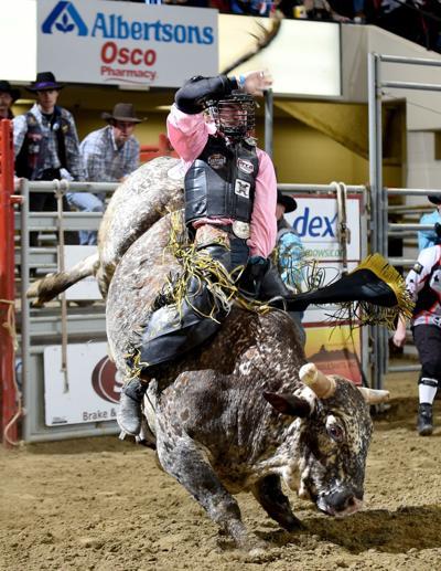 """Parker Breding rides """"Fog Horn Leg Horn"""""""