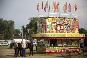 Wyoming state fair returns to five-day schedule