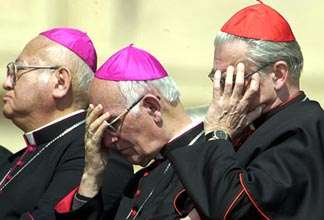 """Cardinals agree on """"one-strike-you're-out"""" for abuse cases"""