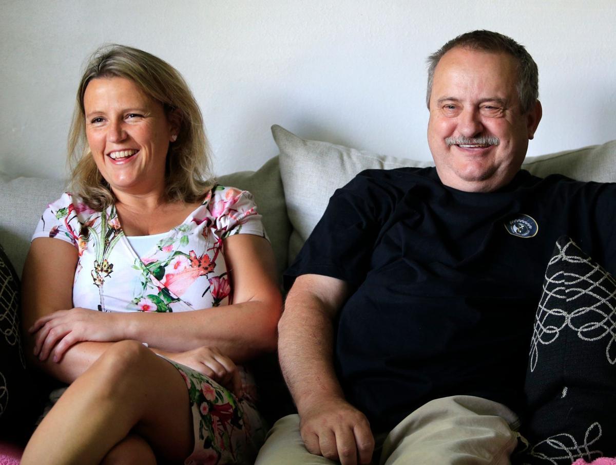 Julie and Steve Smith