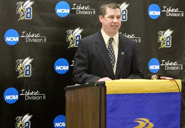 Jamie Stevens is the new head men's basketball coach at Montana State Univeristy Billings
