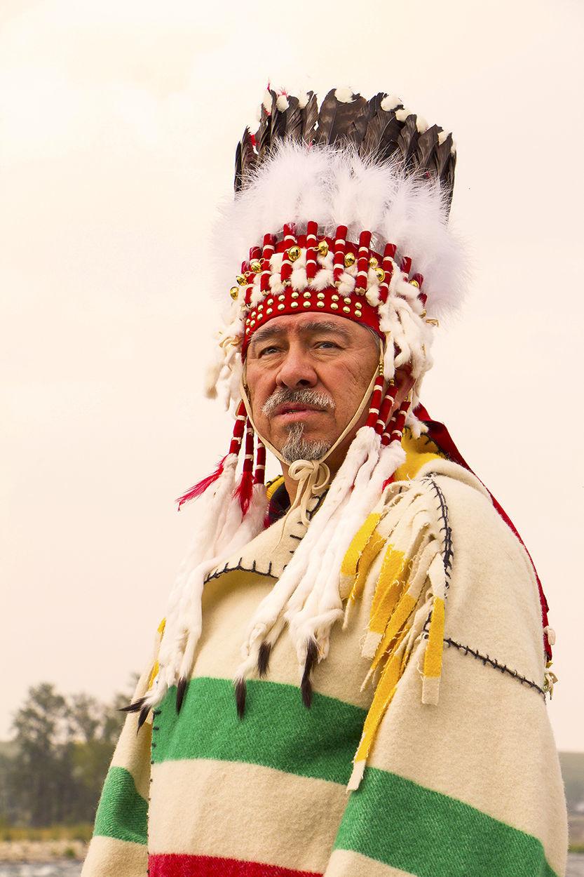 Chief Stan Grier