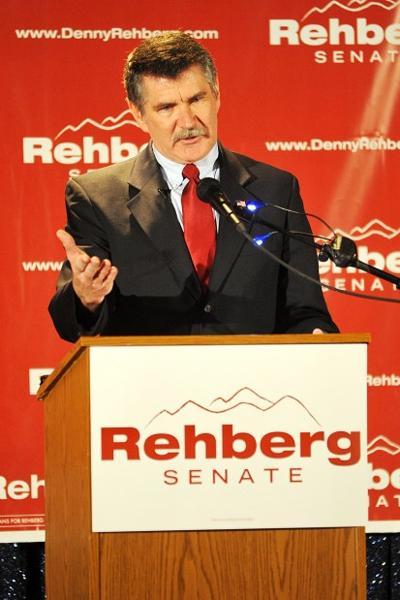 Rehberg Announces Senate Run