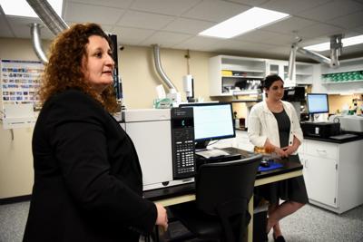 New Billings crime lab