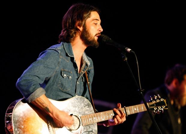 Ryan Bingham in concert