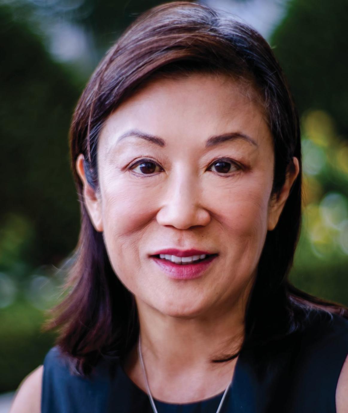Shirley Ann Higuchi, chair of Heart Mountain board of directors