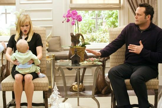 Film review: 'Four Christmases' fades despite star power