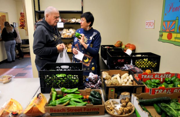 More Montana Seniors Rely On Food Programs To Fill