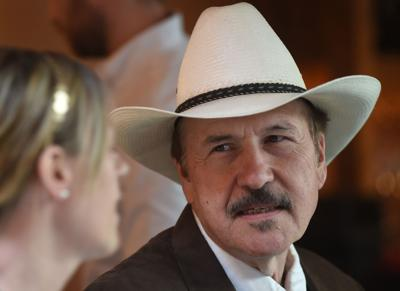 Quist campaign appearance