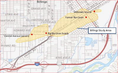 Billings state Superfund site