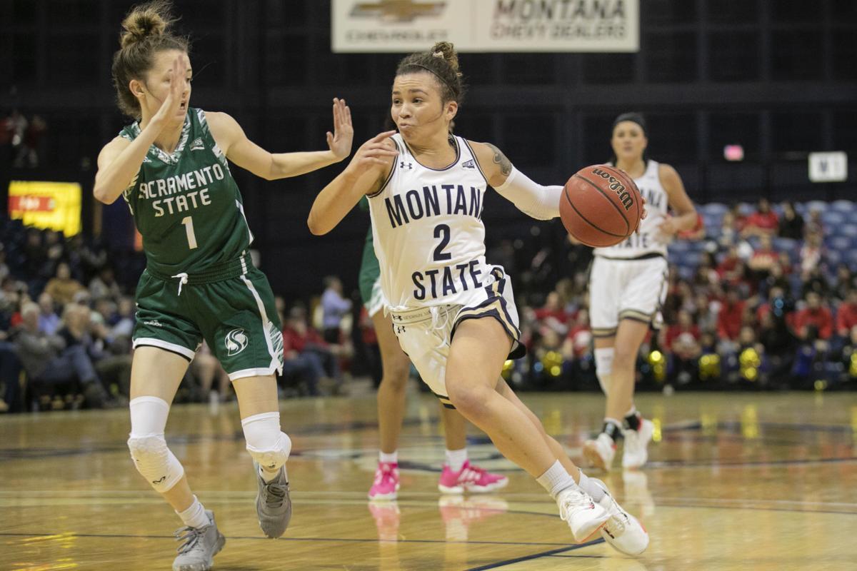 MSU v Sacramento State Women's Hoops (copy)