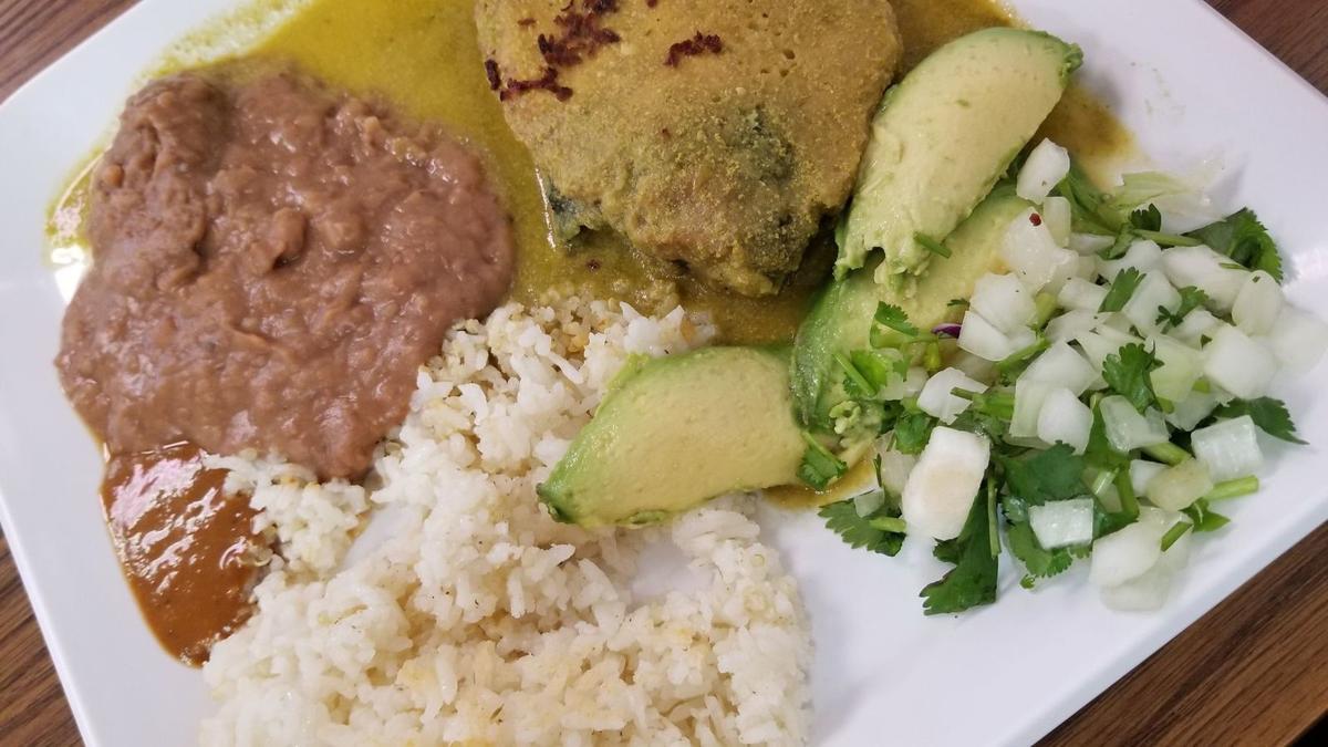 The Chile Relleno Plate