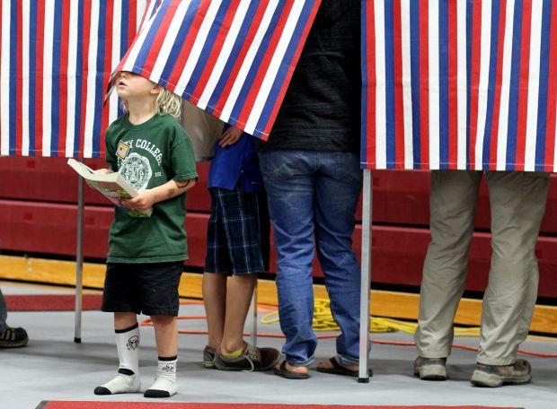 Ravalli County voting