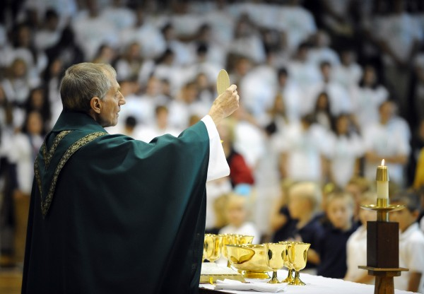 Billings Catholic All-System Mass