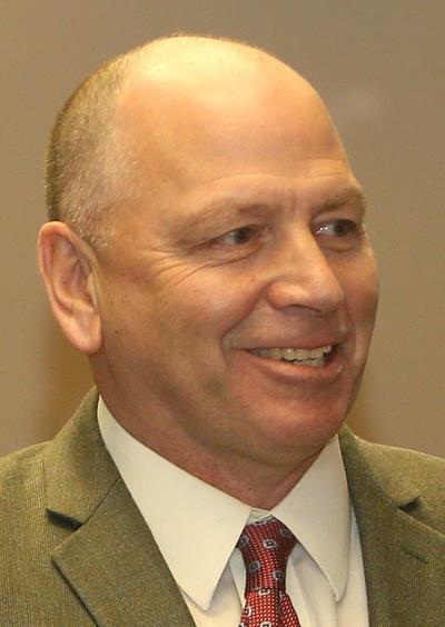 Reg Gibbs, Ward 4 City Council