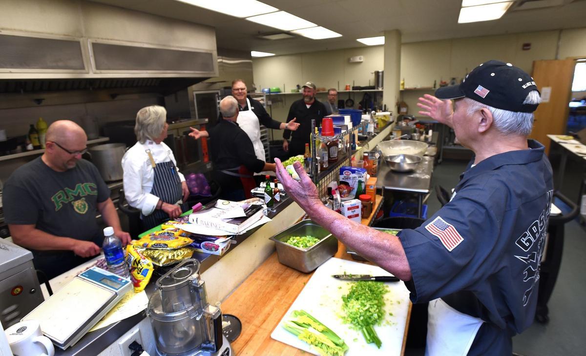 Food Bank chefs