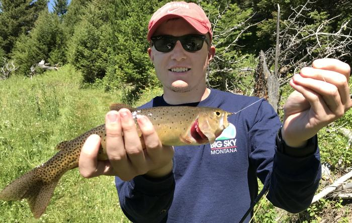 Montana fishing report: Rainbow trout fishing picking up at many reservoirs