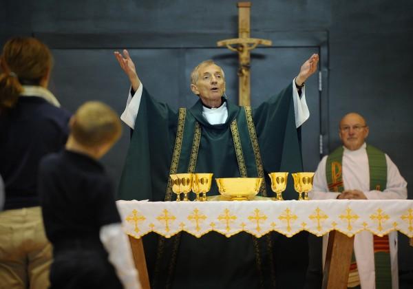 The Rev. Steve Tokarski