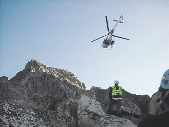 Bozeman climber hurt in Absarokas