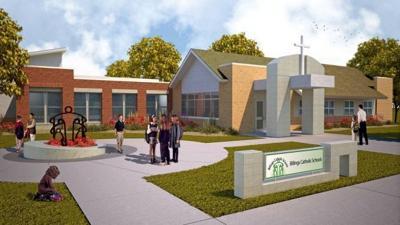 New Catholic school