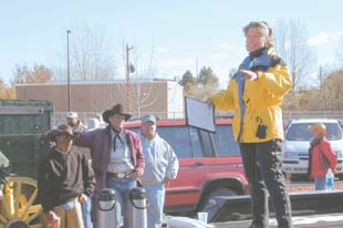 Unhappy ranchers blame BLM