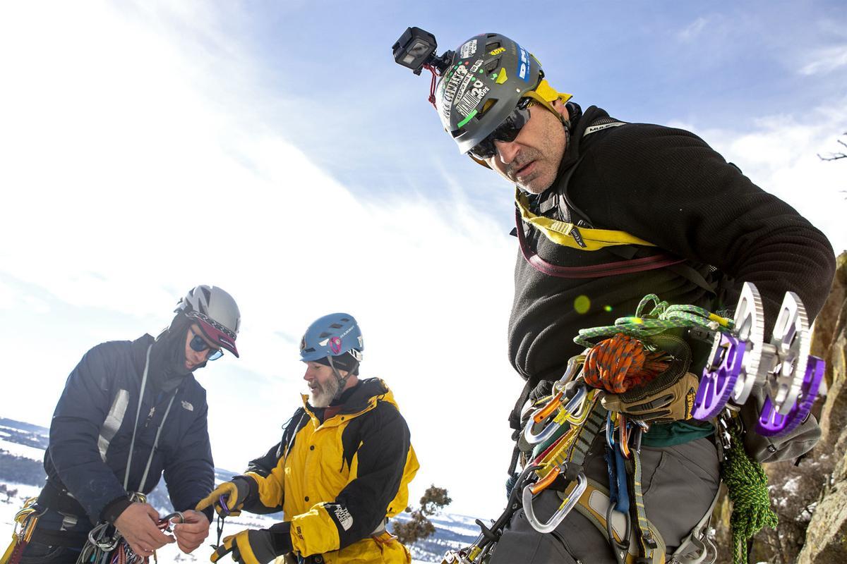 Exchange Devils Tower Climber