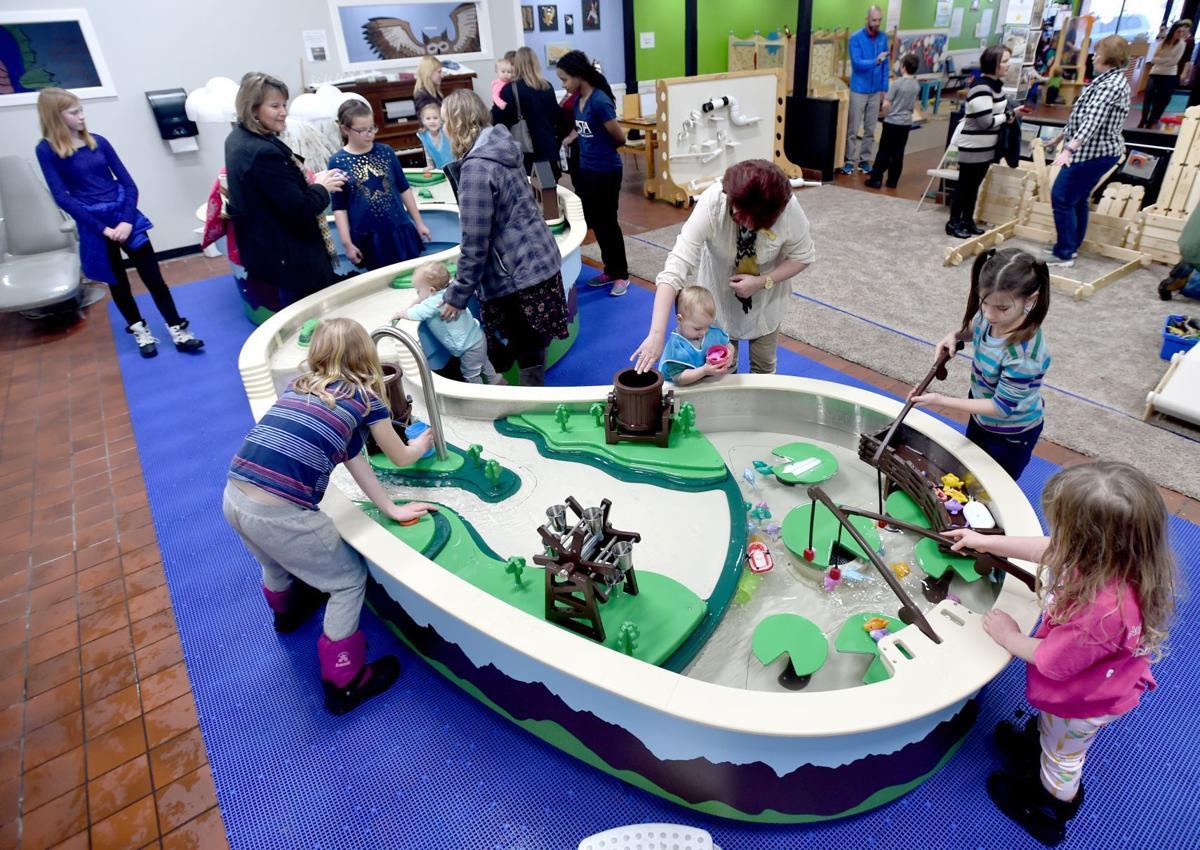 Water exhibit opens at Wise Wonders