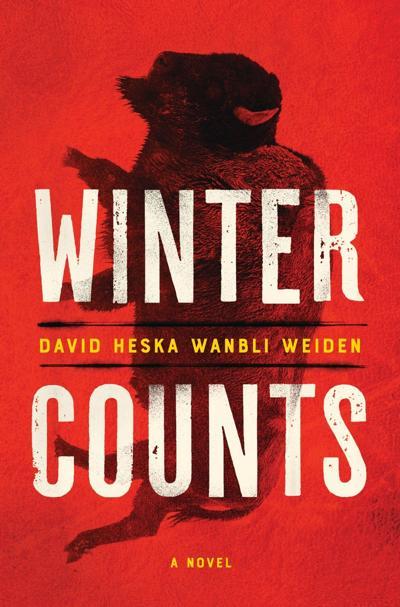"""Winter Counts"" by David Heska Wanbl Weiden"