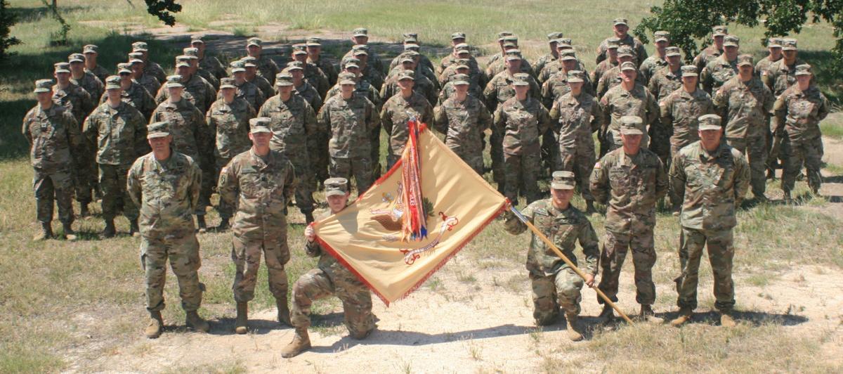 495th CSSB Montana National Guard
