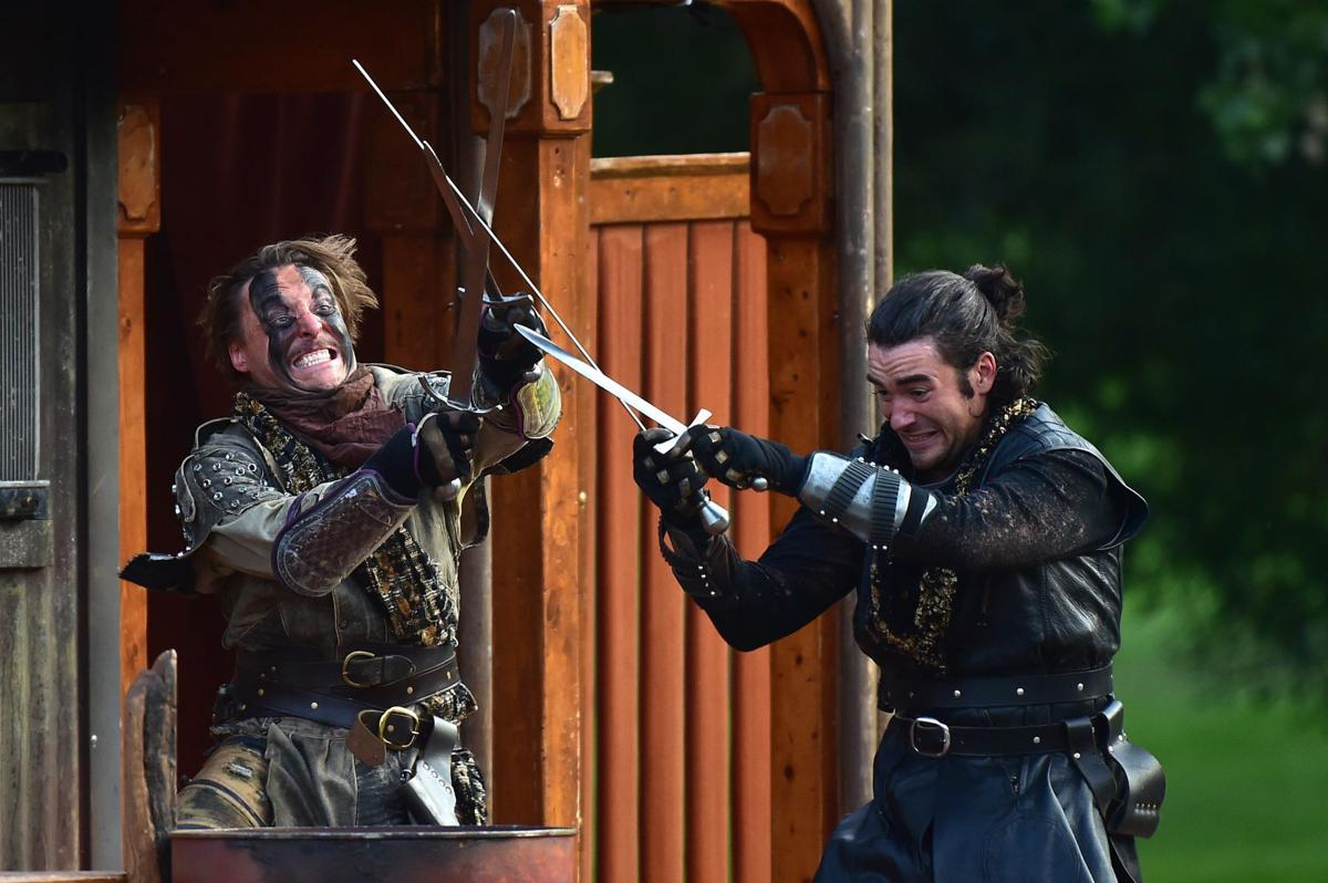 Montana Shakespeare in the Park's Macbeth